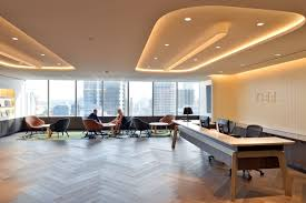 sydney office. CBRE Sydney Moved From A 5 Story Building To 2 Story, And Still Managed Office (