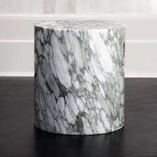 Kelly Wearstler Kelly Wearstler Kelly Wearstler Monolith Side Table Big Flower