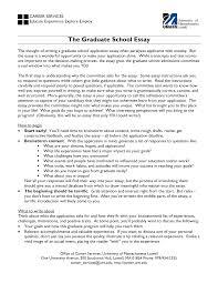 grad school essays essay admission grad school 6 tips for writing a killer grad
