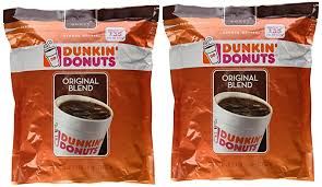 As for the rest of their coffee, it seems like it could be sourced from anywhere. Amazon Com Dunkin Donuts Original Blend Medium Roast Ground Coffee 100 Premium Arabica Coffee 40 Oz Pack Of 2 Grocery Gourmet Food