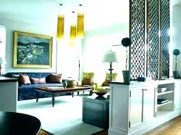 small dining and living room divider ideas kitchen street decorating astounding om der wall separator bedom
