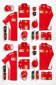 Scuderia Ferrari 2018 Teamwear Collection As Worn By The Team During The Formula 1 2018 Season Ferrari Ferrari F1 Team Wear