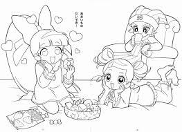Powerpuff Girls Z Coloring Pages Google Search Anime Coloring