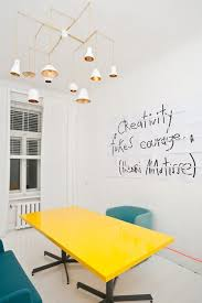 creative office space ideas. Latvian Interior And Product Designer Anna Butele Created A Very Creative Office Space For Her Design In Riga, Latvia. Ideas