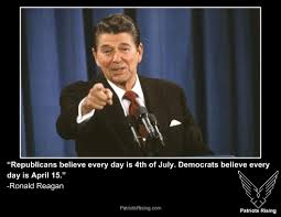Republicans And Democrats Patriots Rising