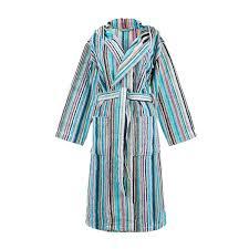 jazz  bathrobe by missoni home at dotmaison