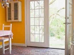 open french doors. Perfect Open Brick Kitchen Floors Inside Open French Doors E
