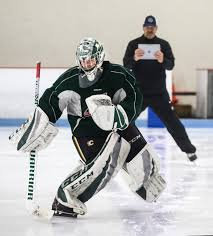 Everett Silvertips star and NHL draft pick born to play goalie |  HeraldNet.com