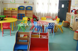hot sale kids school classroom furniture cheap plastic tables and