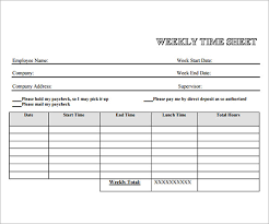 printable employee time sheets free 19 employee timesheet samples in google docs google