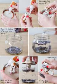 diy snowglobe by modcloth home design garden architecture blog