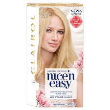 Blonde Hair Color Clairol