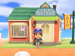 Unlock the Able Sisters' tailor's shop in Animal Crossing: New Horizons  (Switch) - Polygon