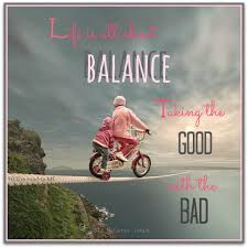 Balance In Life Quotes Sayings. QuotesGram