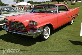 Picture of 1957 Chrysler 300C