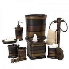 luxury bathroom accessories mission style