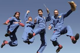 the imagination movers are headed to the maryland zoo cool progeny