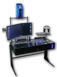 Custom computer desk plans How To Build a Custom Ergonomic Computer Desk  Building the foundation of
