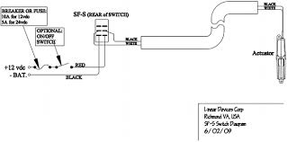 wiring diagram flat rocker switch (saf s, saf ns, sf s series Trim Tab Switch Wiring Diagram sf s single switch lenco trim tab switch wiring diagram