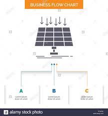 Solar Panel Energy Technology Smart City Business Flow