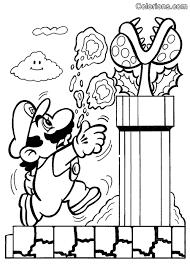 Kleurplaat Mario 8 12018 Kleurplaten