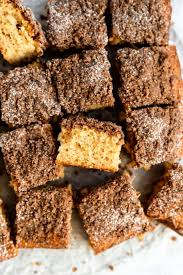 When i make this coffee cake, it's gone in about 30 minutes, so i usually make a double batch so you can find this homemade coffee cake recipe in our dining on a dime cookbook on page 98. Easy Coffee Cake Recipe Kim S Cravings