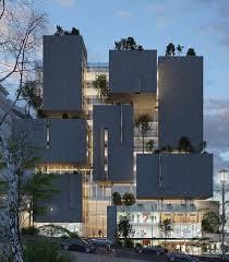 Design Concept For Commercial Building