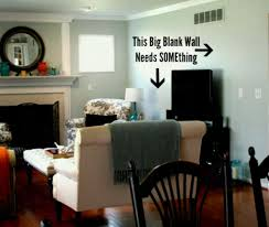 decorating blank walls indecision and my big hooked on houses best pictures wall ideas living room