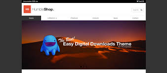 Theme Downloads 45 Best Digital Downloads Website Templates Themes