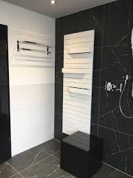 Referenz Badezimmer In Natursteinoptik Fliesenraum Ihre