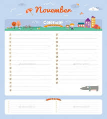 43+ Birthday Calendar Templates - Psd, Pdf, Excel   Free & Premium ...