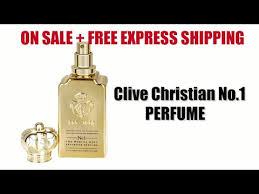 Buy <b>Clive Christian No 1 Feminine</b>   Clive Christian No. 1 Perfume
