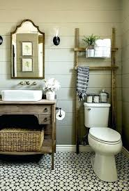 rustic half bathroom ideas. Rustic Bathroom Accessories For Lake Decor Medium Size Of  Half Ideas Nature Themed