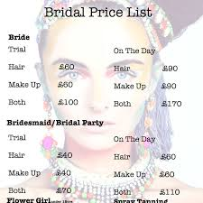 list roisin kinch hair stylist and make up artist based in surrey and london