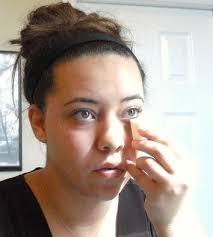 step1 cleansing indian bridal makeup 1