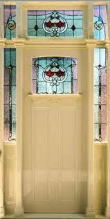 beautiful custom made doors stained