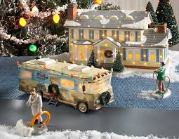 Dept 56 Christmas Vacation Village Clark Griswold Chevy Chase ...