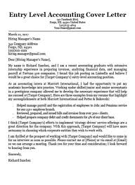 Draft Cover Letter Accounting Cover Letter Sample Writing Tips Resume Companion