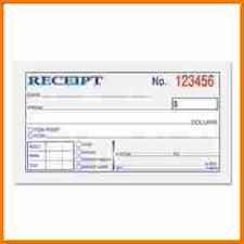 receipt blank 6 blank receipts expense report