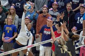 Penn State women's volleyball drops second straight match in five sets