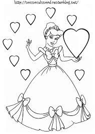Coloriage Princesse Gratuit Imprimer Thejquery Info