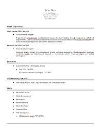 simple resume builder   best resume collectionresume template