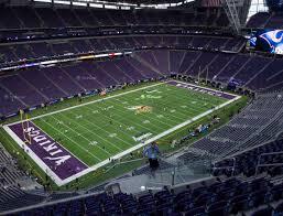 U S Bank Stadium Section 347 Seat Views Seatgeek