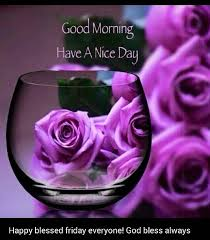 Good Morning Have A Nice Day Quotes Best of Good Morning Have A Nice Day And Blessed Friday Pictures Photos