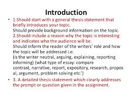 required components of academic essays slideshow 6