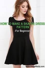 Skater Dress Pattern