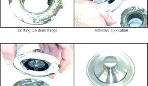 bathtub drain removal how to replace a tool harbor freight repair