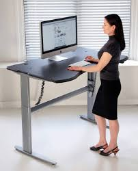 standing office table. Office Desk Stand Up Computer Workstation Standing Chair Best Affordable Table Lift H