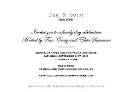 Rag & Bone Dallas Event