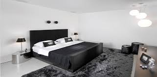 silver grey white bedroom color theme and contemporary decorating style pendant lights black white style modern bedroom silver